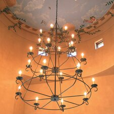 Estrella 24 Light Chandelier