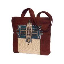 Frank Lloyd Wright Harley Bradley Unlined Shoulder Tote Bag