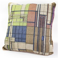<strong>Rennie & Rose Design Group</strong> Frank Lloyd Wright ® Taliesin Hillsides Pillow