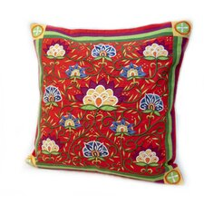 <strong>Rennie & Rose Design Group</strong> Susan Sargent Botanica Pillow
