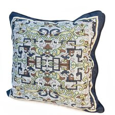 Arts and Crafts Asian Ornament Pillow