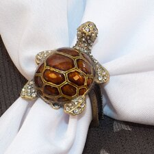 Sea Turtle Napkin Ring (Set of 4)