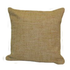 Woodlands Linen Stuffed Pillow