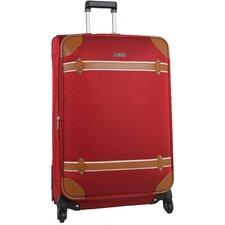 "Vintage 28"" Spinner Suitcase"