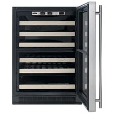 44 Bottle Dual Zone Wine Refrigerator