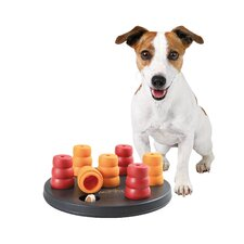 <strong>Trixie Pet Products</strong> Mini Solitaire Dog Activity Game