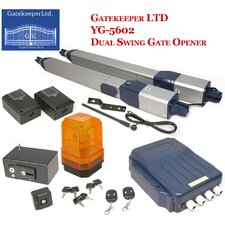 Dual Swing Gate Opener Kit