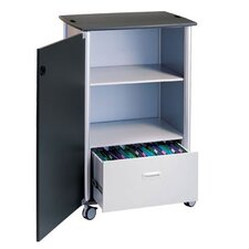 "Wheelies® 26"" Mobile File Storage Cabinet"