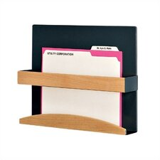 1 Pocket Magazine Rack Chart Holder and Pocket Divider Kit