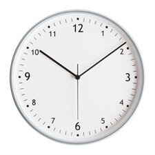"11.75"" Wall Clock with Finish Bezel"