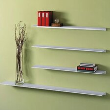 <strong>Peter Pepper</strong> Envision® Wall Mounted Aluminum Shelf