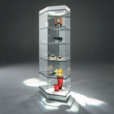 CrystalMint® Pentagon Modular Display System