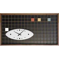 Matrix Wall Clock