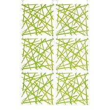 "10.6"" x 10.6"" Geometric Room Divider"