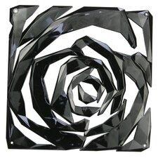 """10.6"""" x 10.6"""" Floral Room Divider"""