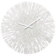 Silk Wall Clock