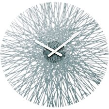 "Silk 17.64"" Wall Clock"