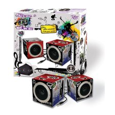 Techno Art Speakers for Boy