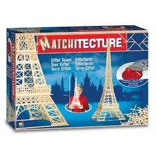 Matchitecture Eiffel Tower