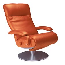 Nathalia Leather Ergonomic Recliner