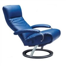 <strong>Lafer</strong> Kiri Leather Ergonomic Recliner