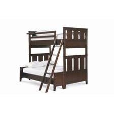 <strong>SmartStuff Furniture</strong> Free Style Twin over Full Bunk Bed