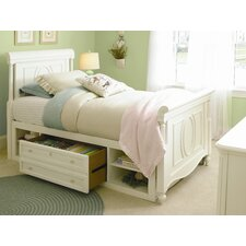 <strong>SmartStuff Furniture</strong> Gabriella Storage Sleigh Bedroom Set