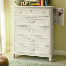 <strong>SmartStuff Furniture</strong> Gabriella 5-Drawer Chest