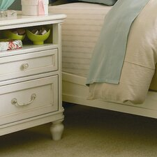 <strong>SmartStuff Furniture</strong> Gabriella 2 Drawer Nightstand