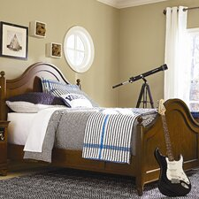 <strong>SmartStuff Furniture</strong> Classics 4.0  Low Post Bedroom Set