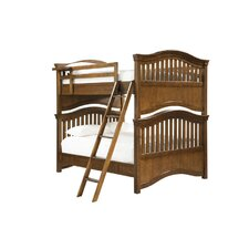 <strong>SmartStuff Furniture</strong> Classics 4.0 Full over Full Bunk Bed with Ladder