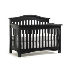 Hudson Lifestyle 4-in-1 Convertible Crib