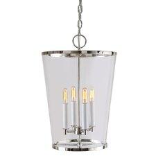 Charleston 4 Light Hanging Lantern