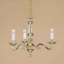 <strong>JVI Designs</strong> 3 Light Chandelier