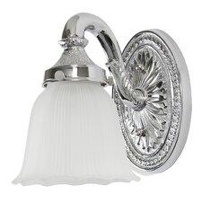 1 Light Bath Sconce