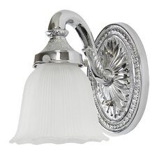 1 Light Bath Sconce