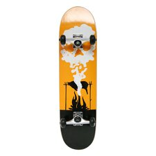 "Bonehead ""Smokin' Hot"" Skateboard"
