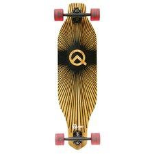 """Quest Formula 1 Longboard 35"""" Complete Skateboard"""