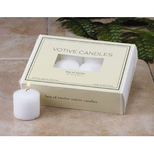 Votive Candles (Set of 12)
