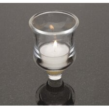 Glass Votive Candle Holder with Peg (Set of 2)