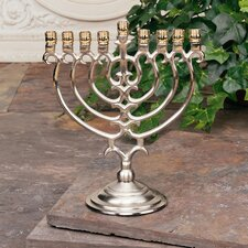 Ornate Menorah