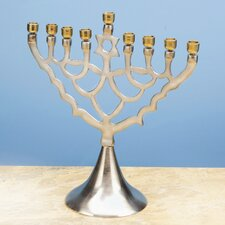 <strong>Biedermann and Sons</strong> Scroll Menorah