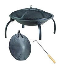 22.5'' Portable Fire Pit