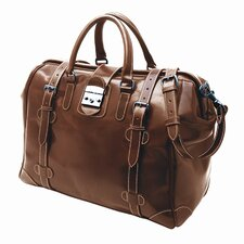 Weekend Bags Leather Safari Travel Duffel
