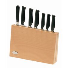 Premier 7 Piece Knife Set in Knife Block