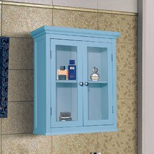 "<strong>Elegant Home Fashions</strong> Hampton 20"" x 24"" Wall Mounted Cabinet"