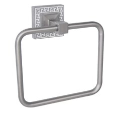 Greek Key Towel Ring
