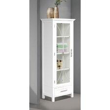 "Delaney 17"" x 48"" Linen Cabinet"