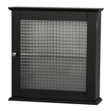 "Chesterfield 18.5"" x 18.5"" Surface Mount Medicine Cabinet"