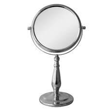 Freestanding Magnifying Makeup Mirror